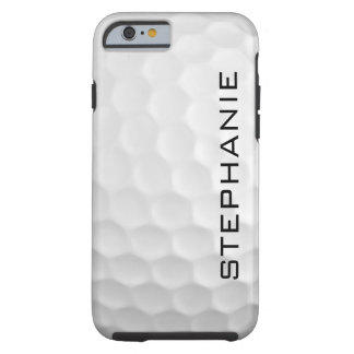 Change The Name - Golf Ball iPhone Case