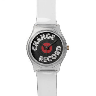 Change the Record Watch