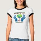 Change the World, Bella+Canvas Ringer T-Shirt