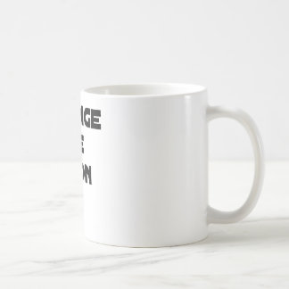 CHANGE TUNA! - Word games - François City Coffee Mug
