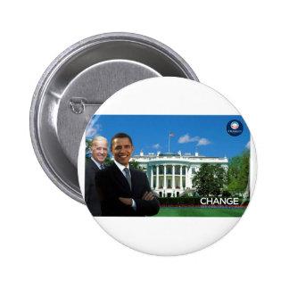 Change-we-can-believe-in-barack-obama-2776107-1280 2 Inch Round Button