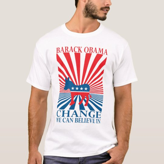 Change We Can Believe In T-Shirt