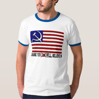 Change You Will Believe In - USSA T-Shirt
