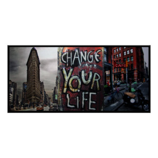 Change Your Life Poster