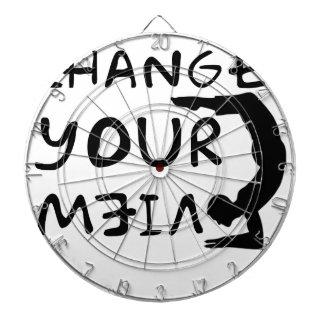 Change Your View(2) Dartboard