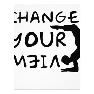 Change Your View(2) Letterhead