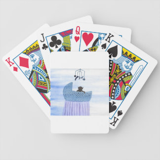 Changeling Child Bicycle Playing Cards