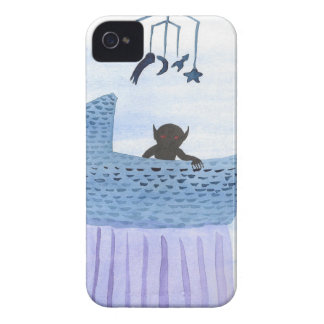 Changeling Child iPhone 4 Cover
