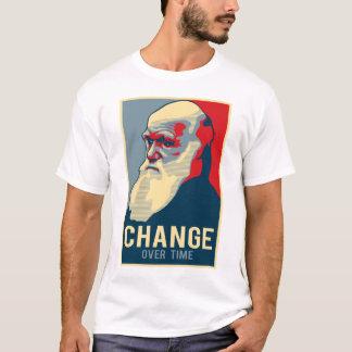 Changement au fil du temps t-shirt