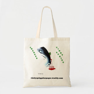 """""""CHANGES"""" BUDGET TOTE BAG"""
