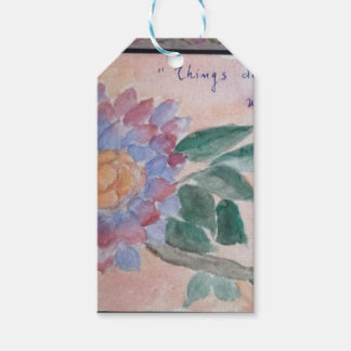 Changes Gift Tags