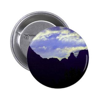 Changing Skies 2 Inch Round Button