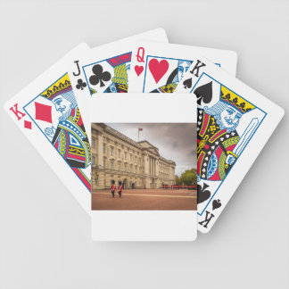 Changing the Guard Bicycle Playing Cards