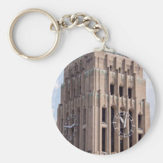 Changing Times Keychain