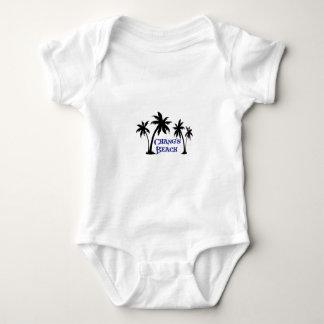 Chang's Beach Maui Baby Bodysuit
