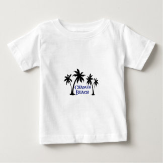 Chang's Beach Maui Baby T-Shirt
