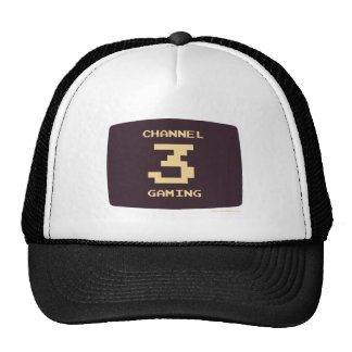 Channel 3 Gaming Trucker Hat
