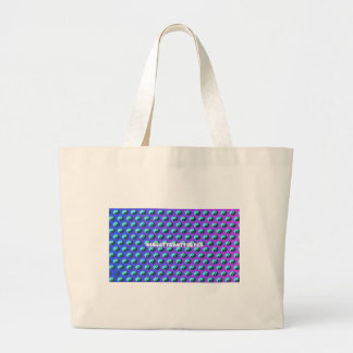 channel art template Ninjatyrantturte Large Tote Bag