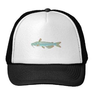 Channel catfish game fish farm fish seafood market trucker hat