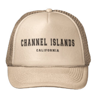 Channel Islands California Trucker Hat