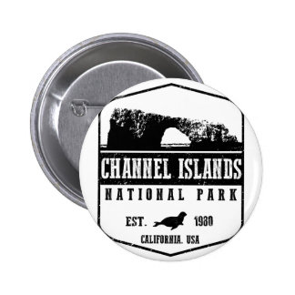 Channel Islands National Park 2 Inch Round Button