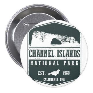 Channel Islands National Park 3 Inch Round Button