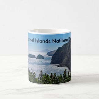 Channel Islands National Park ceramic mug