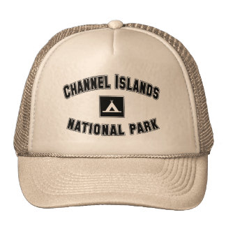Channel Islands National Park Mesh Hats