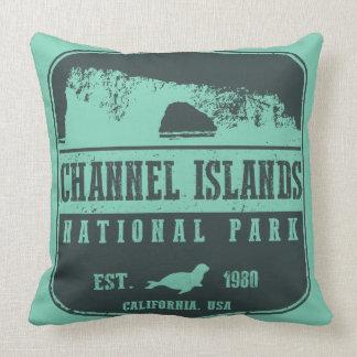 Channel Islands National Park Throw Pillow
