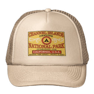 Channel Islands National Park Trucker Hat