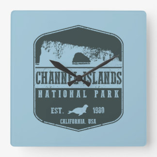 Channel Islands National Park Wallclocks