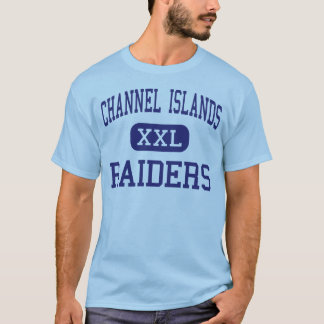 Channel Islands - Raiders - High - Oxnard T-Shirt