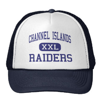 Channel Islands - Raiders - High - Oxnard Trucker Hat