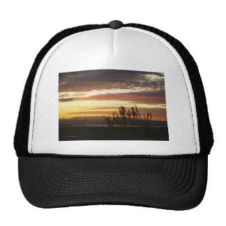 Channel Islands Sunset Trucker Hats