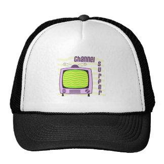 Channel Surfer Trucker Hat