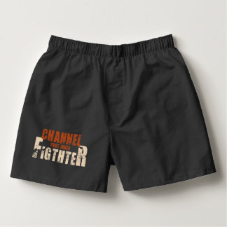Channel That Inner Fighter Boxers