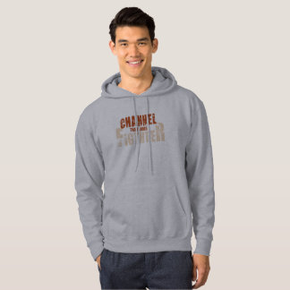 Channel That Inner Fighter Hood Sweatshirt