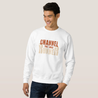 Channel That Inner Runner Apparel Sweatshirt