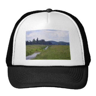 Channelized stream in Georgia Hat