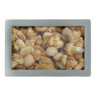 Chantarelles Rectangular Belt Buckles