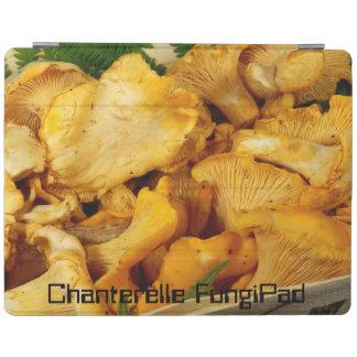 Chanterelle FungiPad Cover iPad Cover