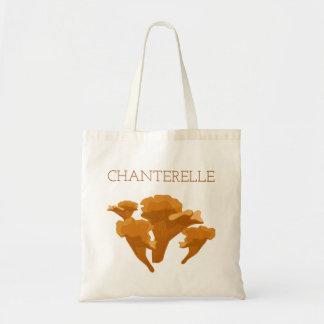 Chanterelle Tote Bag