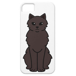 Chantilly-Tiffany Cat Cartoon Case For The iPhone 5