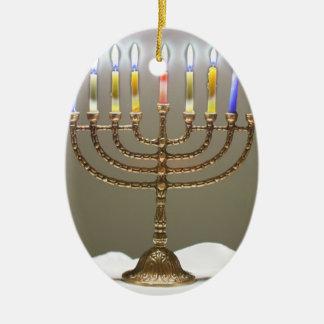 Chanukah 1 Ornament