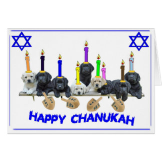 Chanukah Card