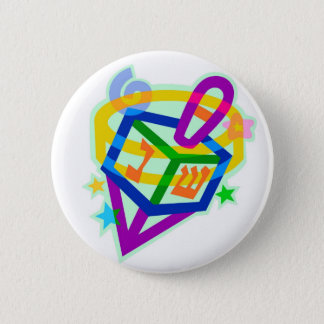 Chanukah/Hanukkah Products 2 Inch Round Button