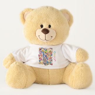 Chanukah Teddy Bear