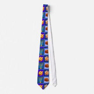 Chanukah Tie