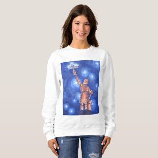 Chanukah Vulcan Women's Sweatshirt