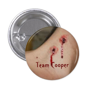 Chao! Haven Team Cooper Button